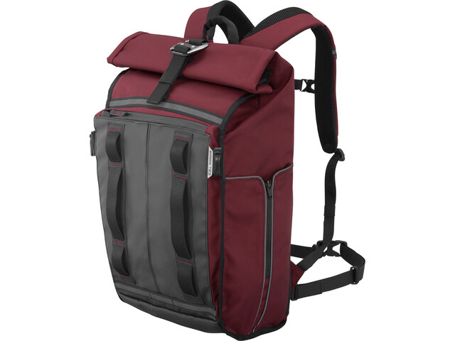 Shimano Tokyo 23 Backpack 23l, rood/grijs